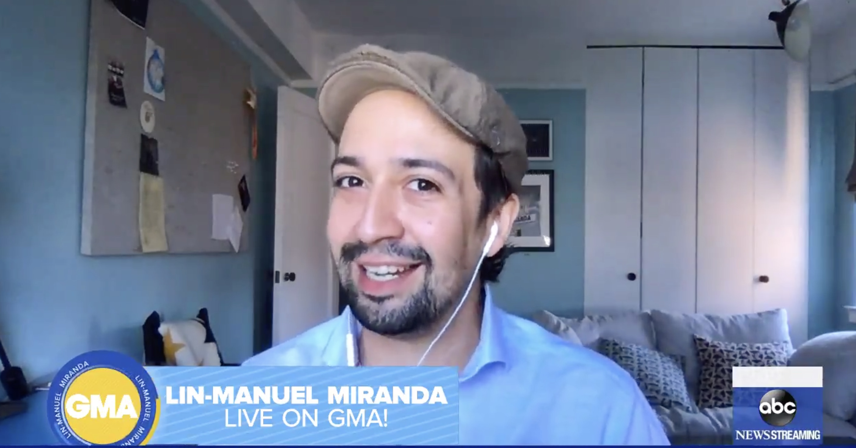Lin Manuel Miranda Confirms New Disney Animated Movie Set In Colombia Deadline