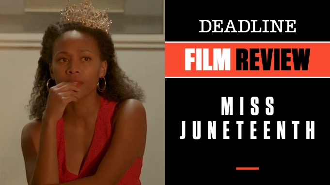 [WATCH] 'Miss Juneteenth' Review: Nicole Beharie