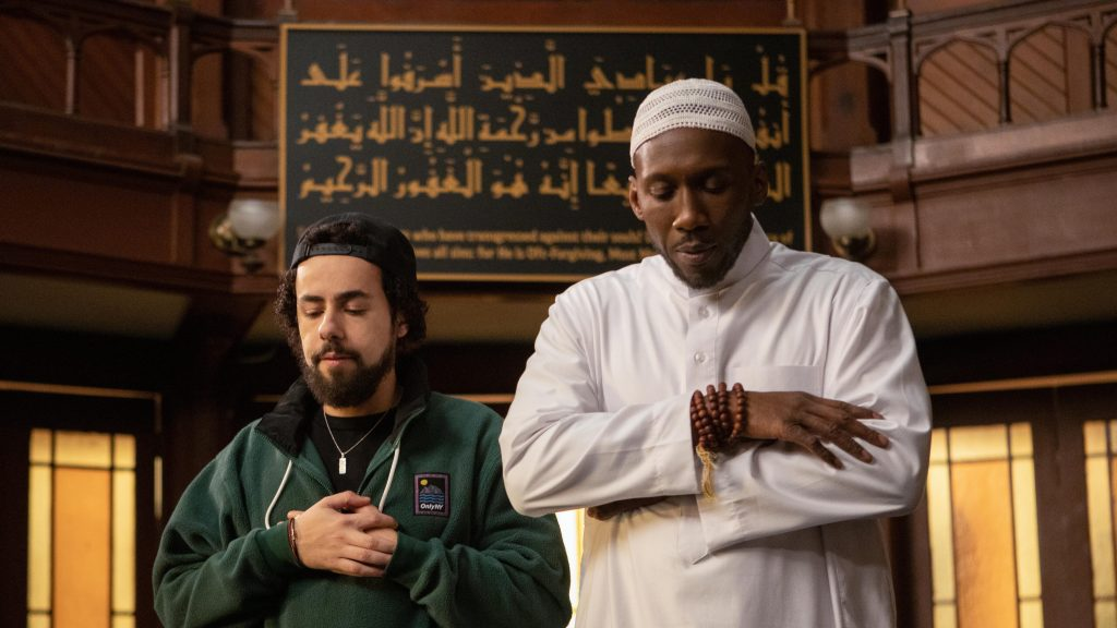 Ramy Youssef and Mahershala Ali in 'Ramy'