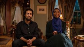 Ramy Youssef and MaameYaa Boafo in 'Ramy'