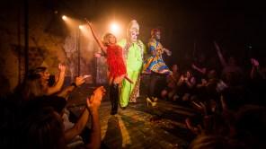 Bob the Drag Queen, Eureka O'Hara and Shangela in 'We're Here'