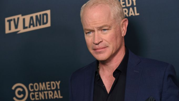 The 55-year old son of father (?) and mother(?) Neal McDonough in 2021 photo. Neal McDonough earned a  million dollar salary - leaving the net worth at  million in 2021