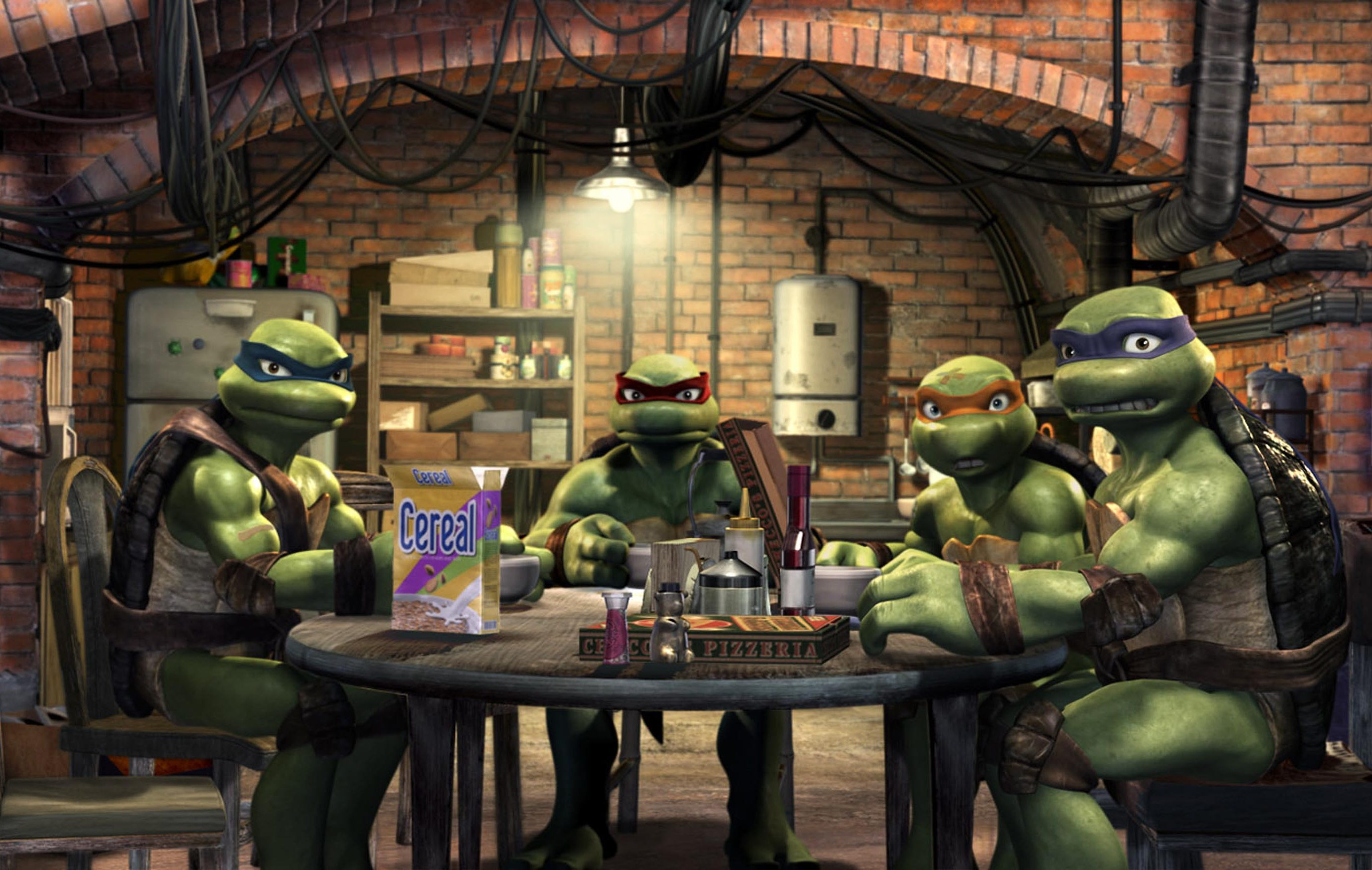 Teenage Mutant Ninja Turtles Getting Pic Reboot From Nickelodeon Seth Rogen S Point Grey Deadline