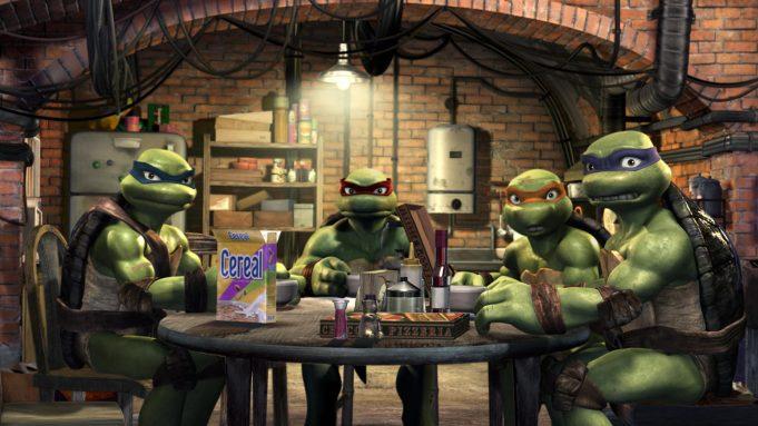 Teenage Mutant Ninja Turtles Getting Pic Reboot From Nickelodeon Seth Rogen S Point Grey Deadline