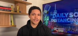 Trevor Noah And The Daily Social Distancing Show Tout A 'Big Brother' With Ex-Presidents