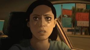 Rosa Salazar in 'Undone'