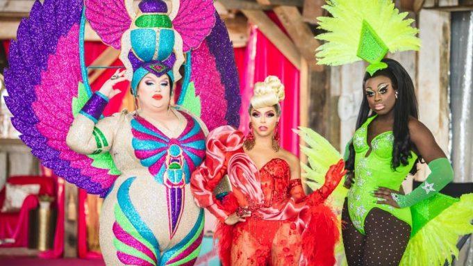 'We're Here': Shangela, Eureka O'Hara And