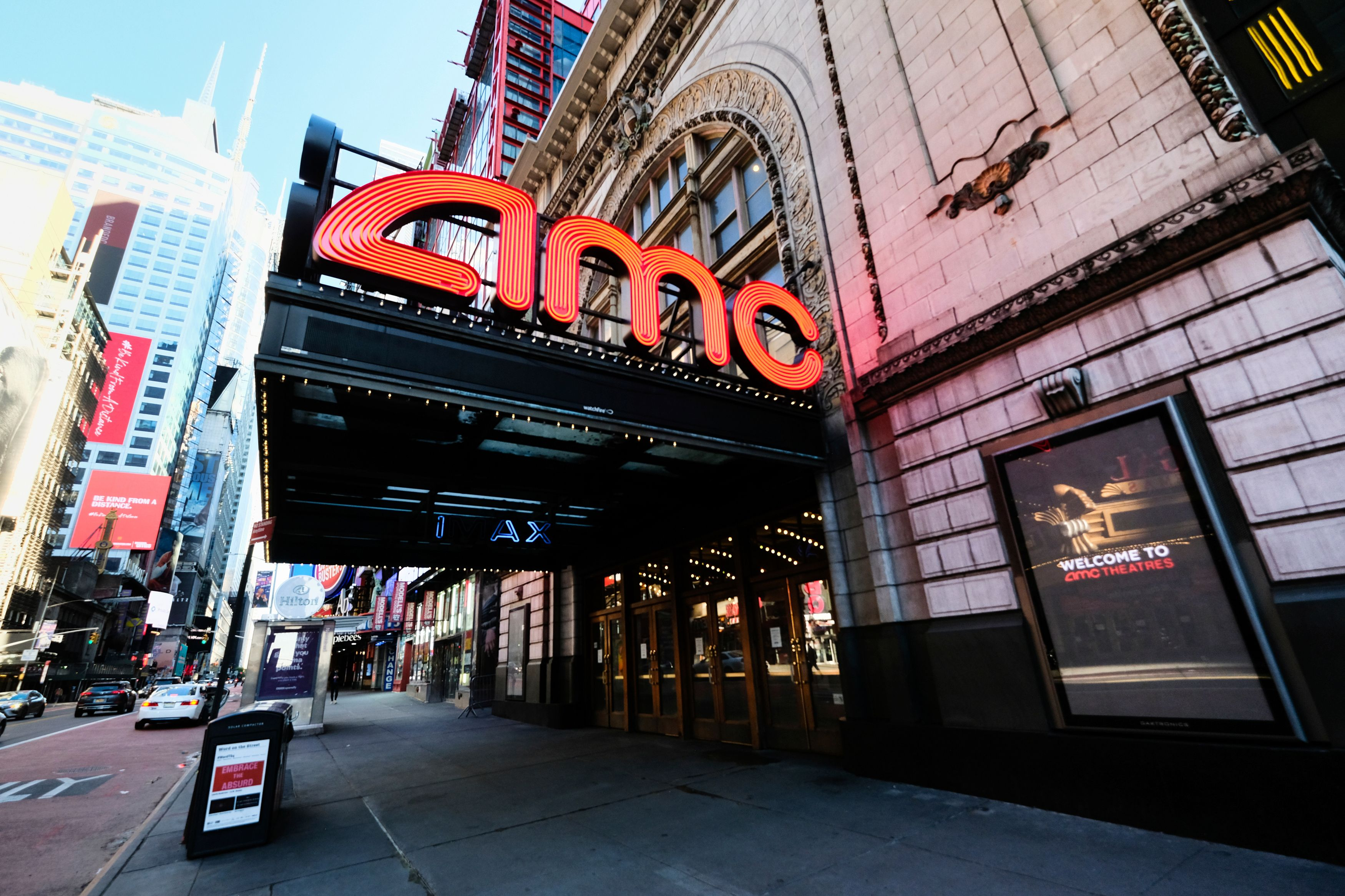 Media Stocks Lead Market Surge On Stimulus, Reopening, Streaming; AMC Entertainment, Discovery, Live Nation Pop