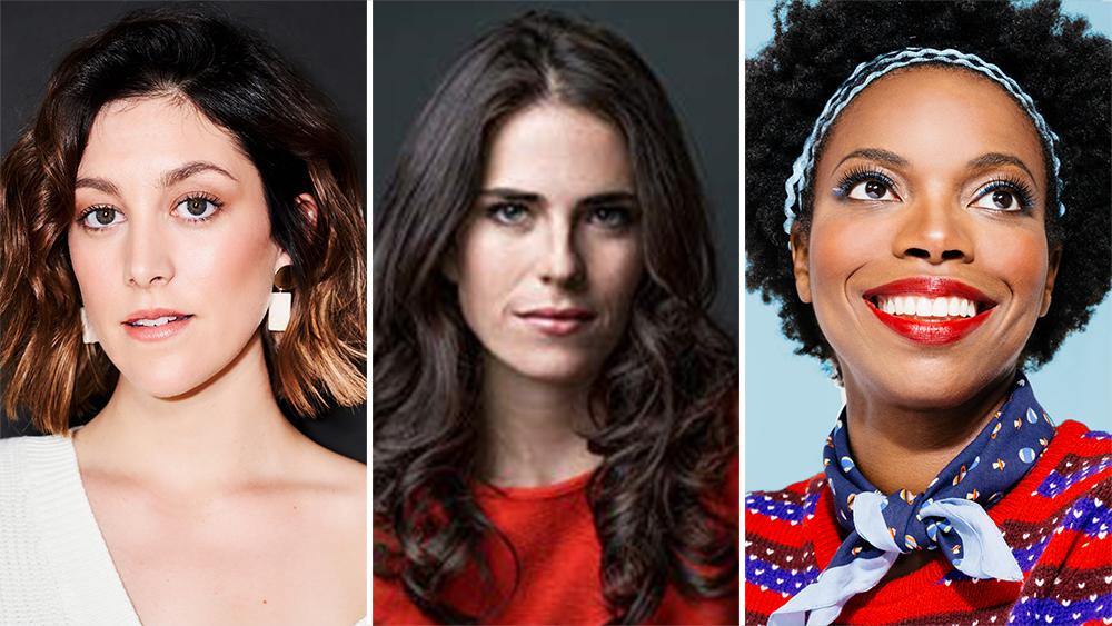 Caitlin Mcgee To Star Karla Souza Sasheer Zamata Cast In Home Economics Abc Comedy Pilot Deadline