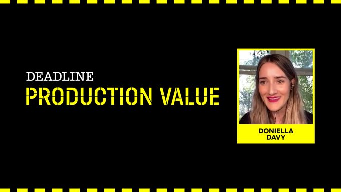 'Euphoria' makeup department head Doniella Davy