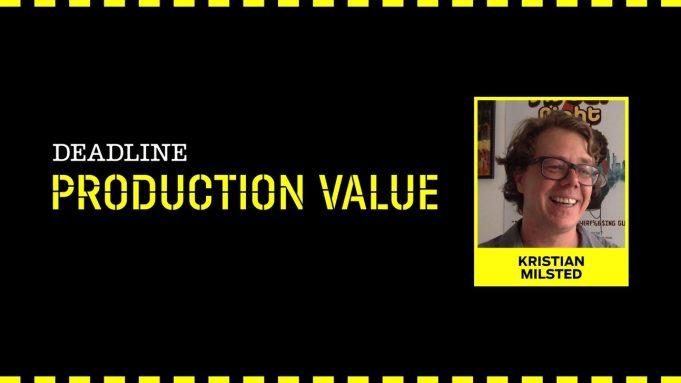 'Watchmen' production designer Kristian Milsted