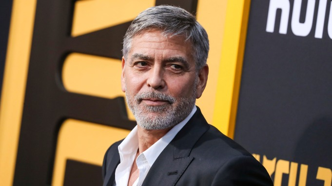 George Clooney To Receive Cinema Audio Society's Filmmaker Award George-clooney