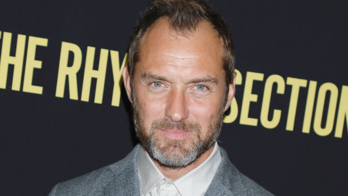 Jude Law In Talks To Play Captain Hook In Disney's Live-Action Peter Pan  Movie – Deadline