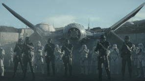 Behind the scenes of 'The Mandalorian'