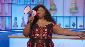 Nicole Byer in 'Nailed It!'