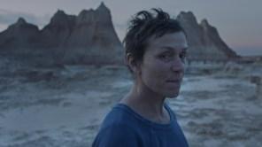 Frances McDormand in 'Nomadland'