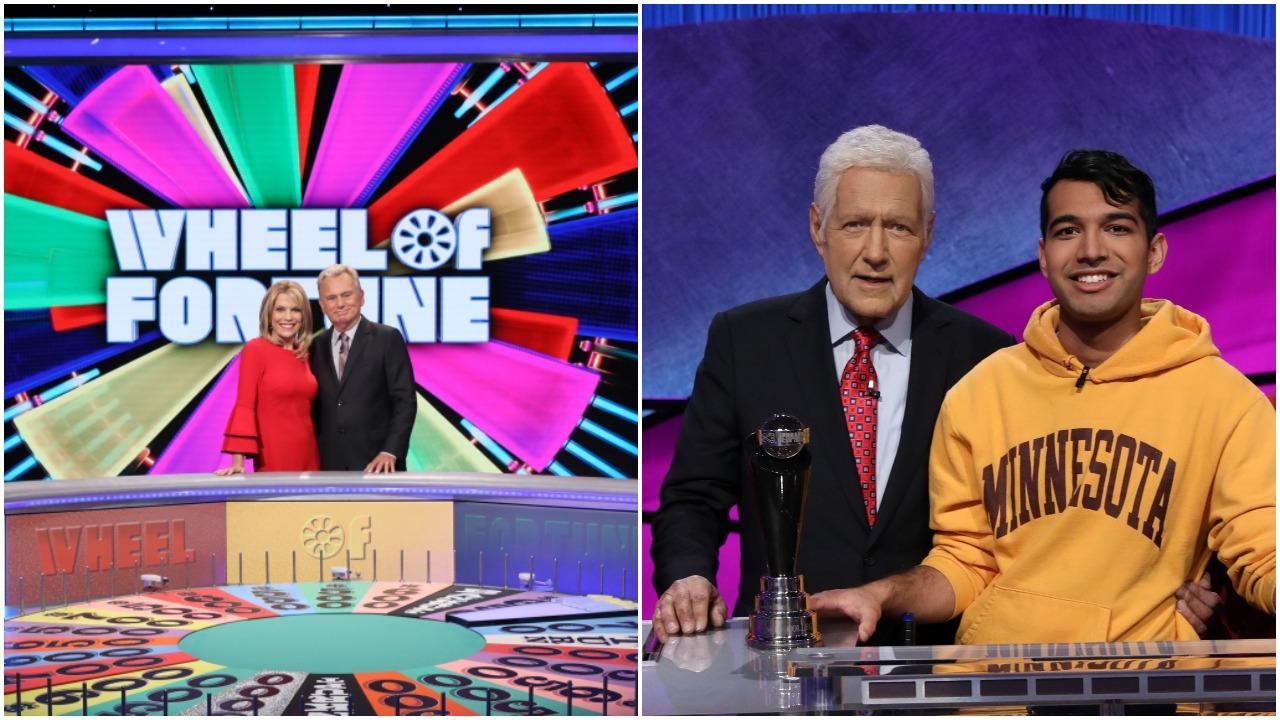 Wheel Of Fortune Jeopardy Head Back To The Studio Deadline