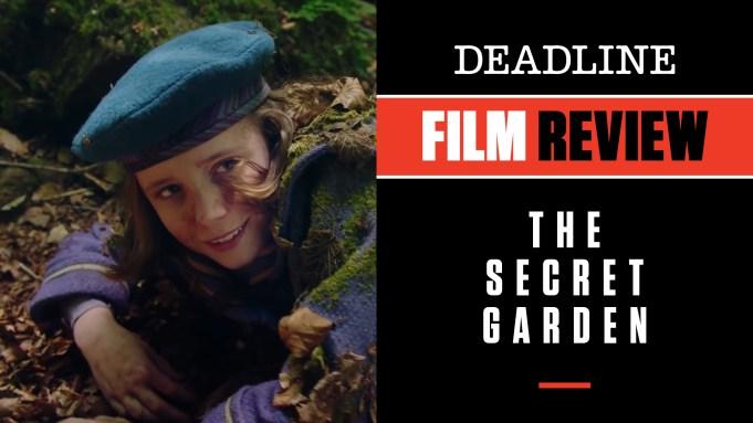 [WATCH] 'The Secret Garden' Review: Colin