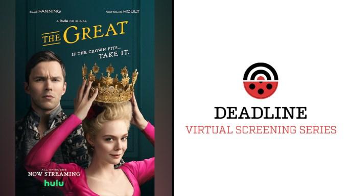 The Great Screening Series Full Panel
