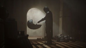 Pedro Pascal in 'The Mandalorian'