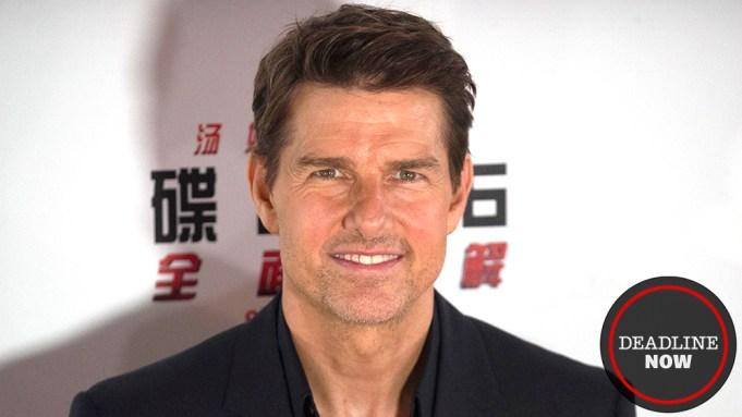 [WATCH] Tom Cruise Movie Shot In