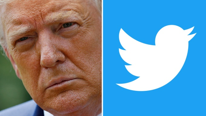 Facebook And Twitter Lock Donald Trump's Accounts Over Posts On Capitol  Chaos – Deadline
