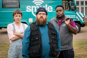Simon Pegg, Nick Frost Amazon Show 'Truth Seekers' To Get World Premiere At Canneseries