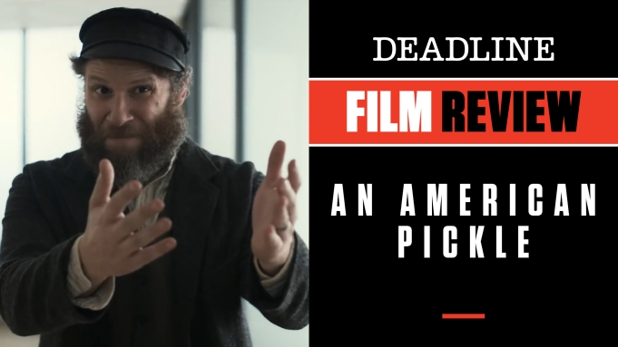 [WATCH] 'An American Pickle' Review: Two