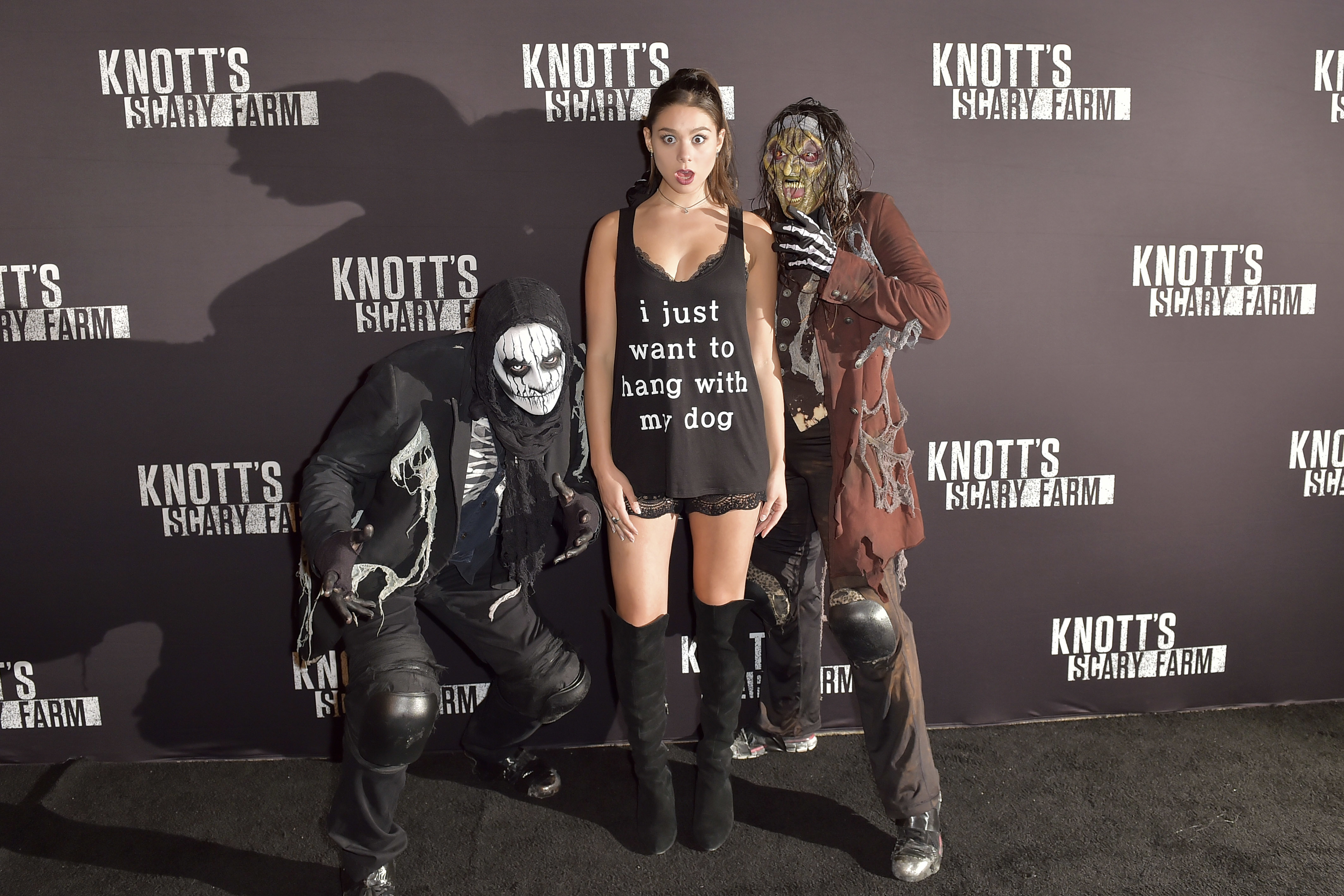 Knotts Berry Farm Halloween 2020 Knott's Berry Farm Cancels Annual Halloween Haunt Due To