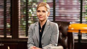 Rhea Seehorn in 'Better Call Saul Employee Training'