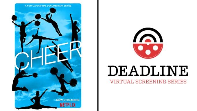 Netflix's 'Cheer' Team Talks Overwhelming Positive