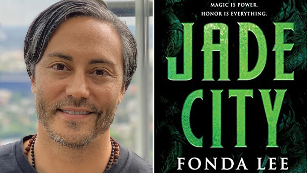 Dave Kalstein Jade City