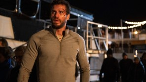 Liam Hemsworth in 'Most Dangerous Game'