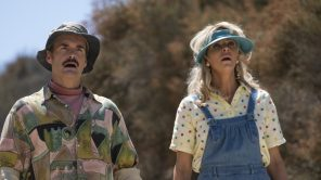 Kaitlin Olson and Will Forte in 'Flipped'
