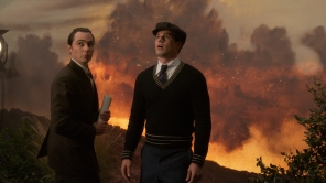 Jim Parsons and Jake Picking in 'Hollywood'