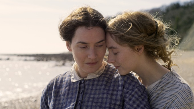 'Ammonite' Trailer: Kate Winslet Saoirse Ronan