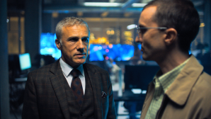Christoph Waltz in 'Most Dangerous Game'