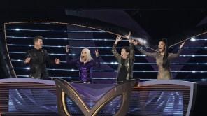 'The Masked Singer' judges Robin Thicke, Jenny McCarthy, Ken Jeong, and Nicole Scherzinger
