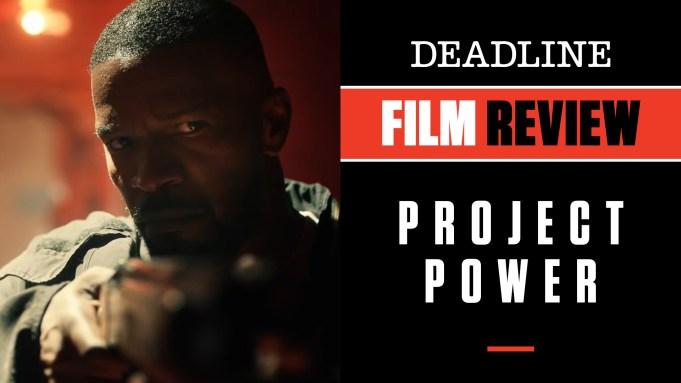 [WATCH] 'Project Power' Review: Jamie Foxx,