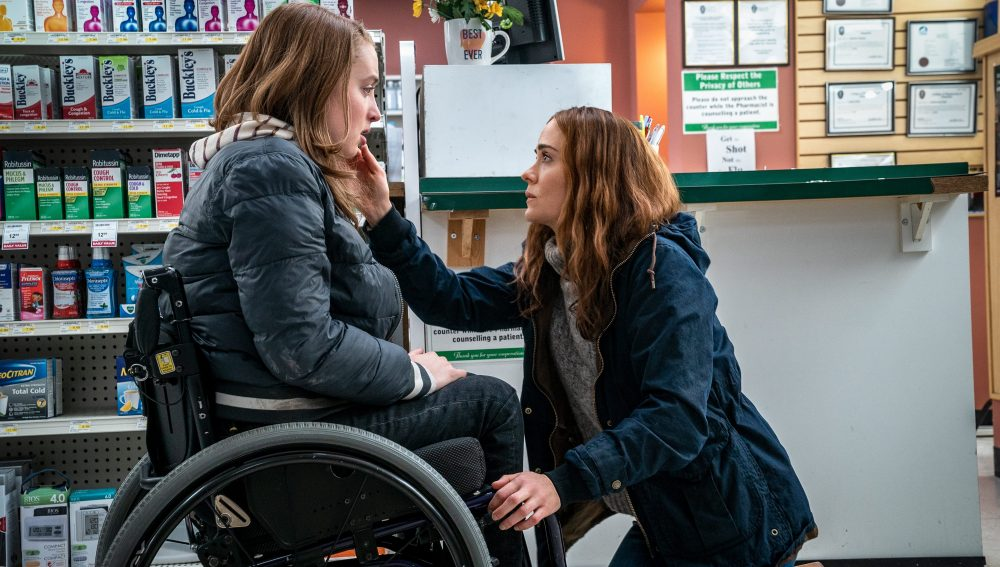 Sarah Paulson Lionsgate Movie 'Run' Flees The Big Screen For Hulu – Deadline