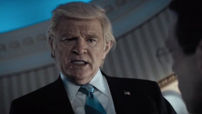 'The Comey Rule' Trailer: An Uncanny