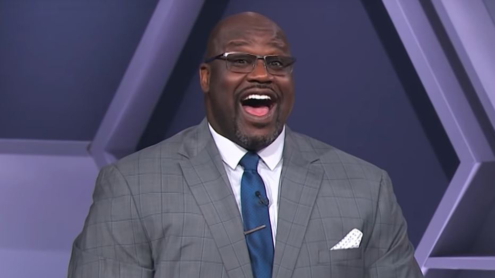 Shaquille O'Neal At This Week's AEW Dynamite Tapings