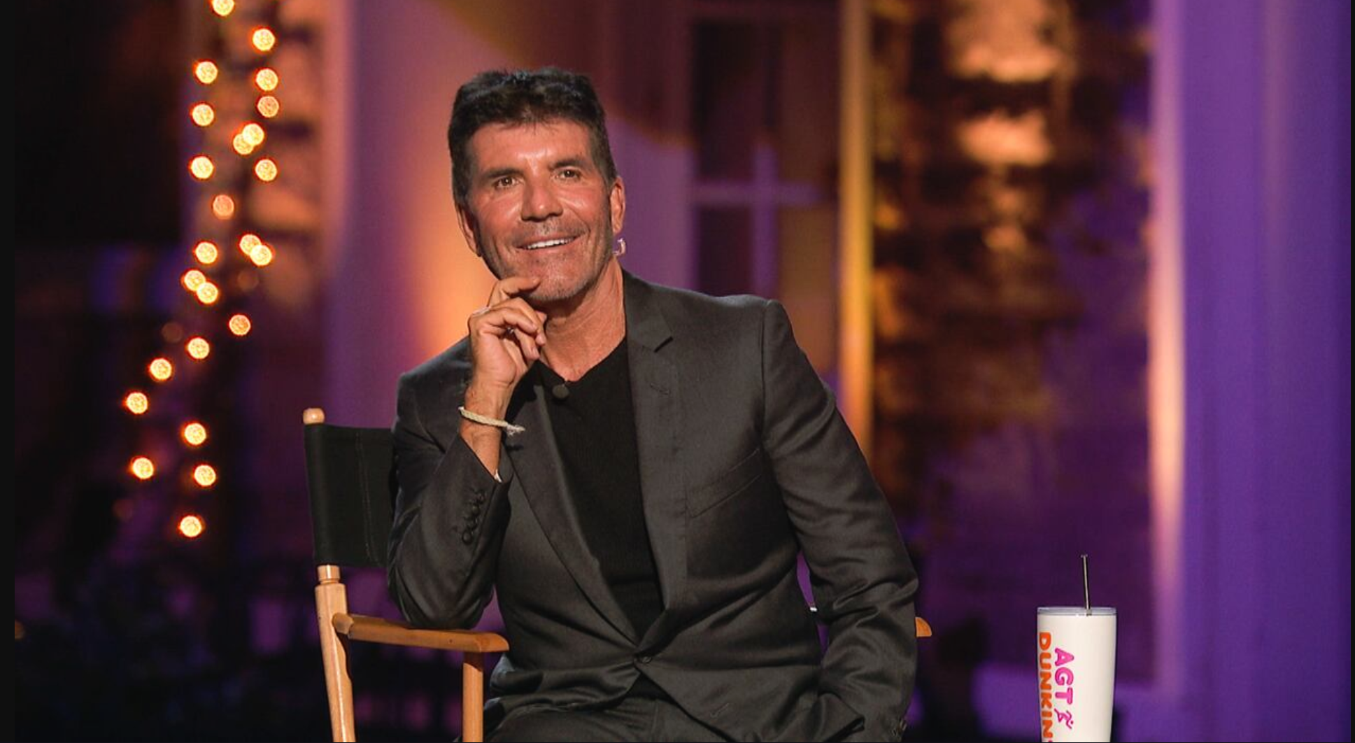 Simon Cowell To Skip America S Got Talent Live Shows While Recovering From Back Surgery Deadline