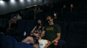 Spain Movie Theater during COVID-19
