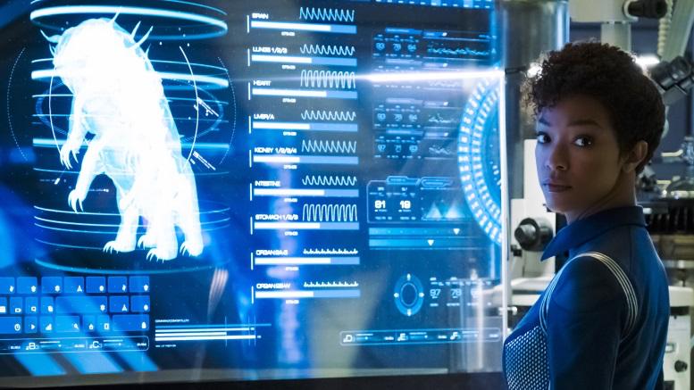 Star Trek Discovery Renewed For Season 4 By Cbs All Access Deadline