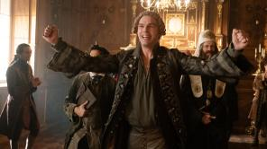 Nicholas Hoult in 'The Great'