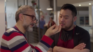 David Chang in 'Ugly Delicious'