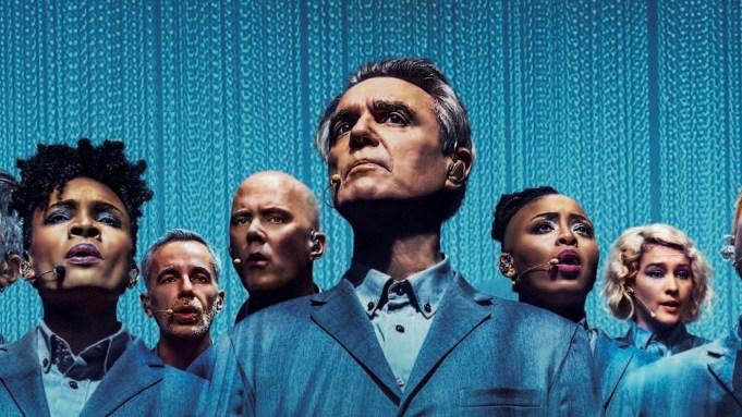 HBO Releases 'David Byrne's American Utopia'