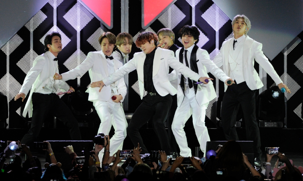 The BTS Brand Of K-Pop Lives On, As South Korean Government Eases Rule On Mandatory Military Service - Deadline