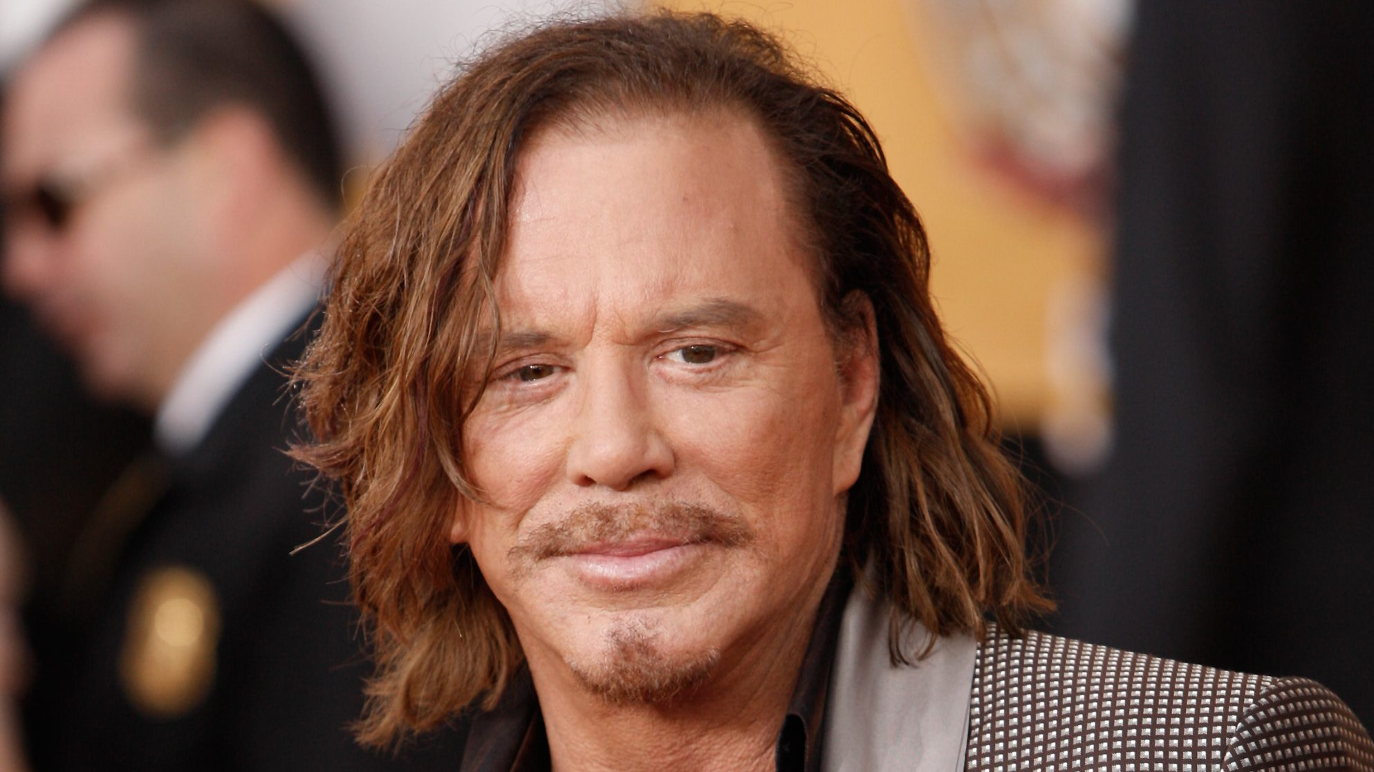 What happened to mickey rourke